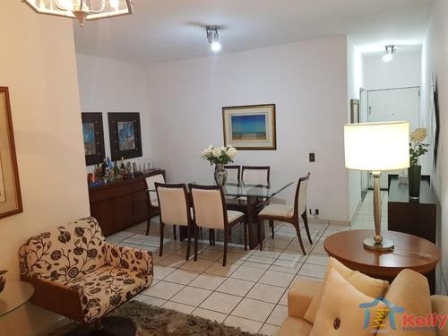 Apartamento Com 3 Dormitórios À Venda - Parque São Judas Tadeu, Presidente Prudente/sp - 600