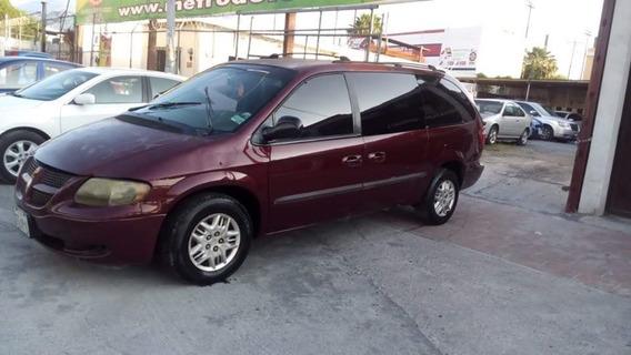 Dodge Grand Caravan 2002, Automatico