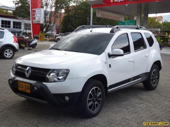 Renault Duster 2.0 Mt 4x2 Gas - Gasolina 2018 Color Blanco