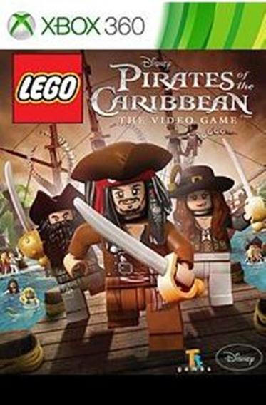 Lego Piratas Das Caraíbas M. Digital Sem Frete R Games