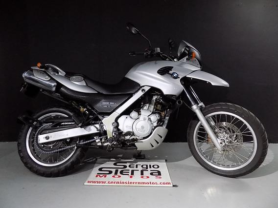 Bmw F650gs Gris 2003