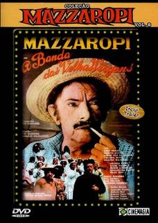 Mazzaropi Coleção A Banda Das Velhas Virgens - Filme Comé
