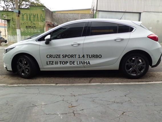 Gm Chevrolet Cruze Sport 1.4 Ltz2 Turbo Branco 2017