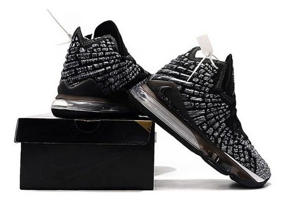Zapatillas Nike Lebron 17 Ashes 60$