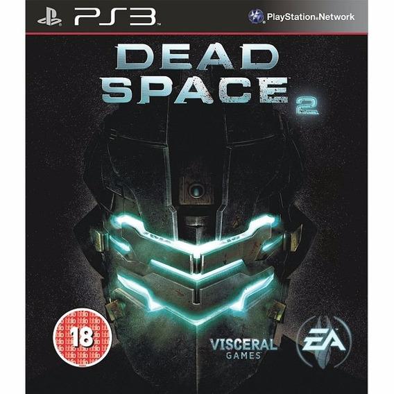 Dead Space 2 - Novo Ps3 Playstation 3 Lacrado