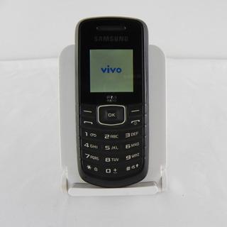 Celular Samsung Gt-e 1086 Duração De Bateria Boa - Usado