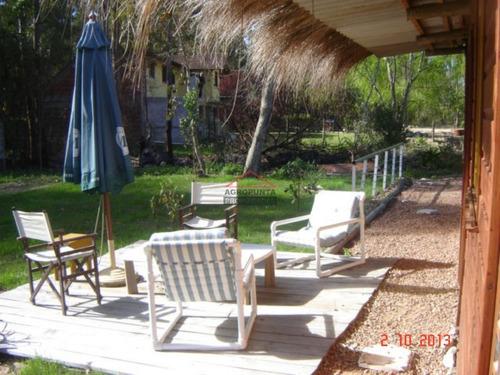 Casa En La Barra, 1 Dormitorios *- Ref: 3696