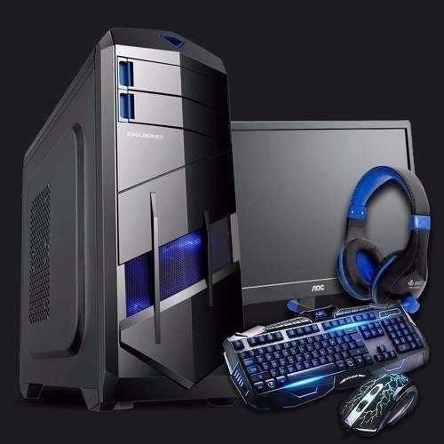Cpu Gamer G4560, 8gb Ddr4, Gtx 1050 Ti, Kit Gamer Promoção
