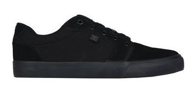 Tênis Dc Shoes Anvil La Black Black