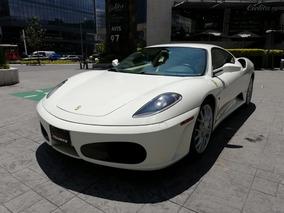 Ferrari 430 2007 Blanco