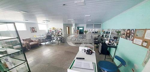 Imagem 1 de 7 de Salão Para Alugar, 70 M² Por R$ 1.700,00/mês - Jardim Copacabana - São Bernardo Do Campo/sp - Sl0005