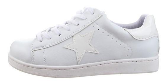 Zapatilla Sneakers Asis Urbana Con Estrella 2019 Asis