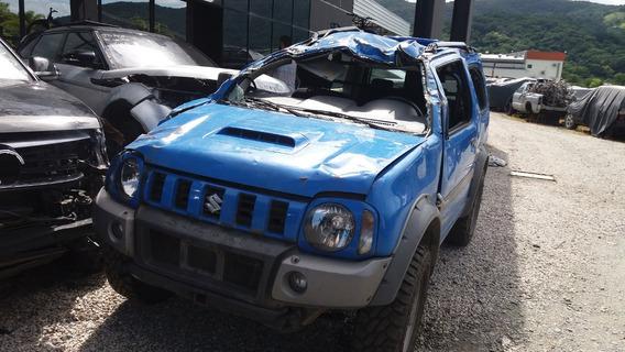 Sucata Suzuki Jimny 1.3 2016