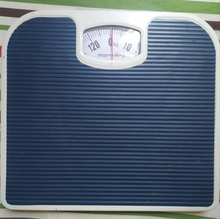Balança Analogia Pesa Até 130kgUsada Em Perfeitas Condições