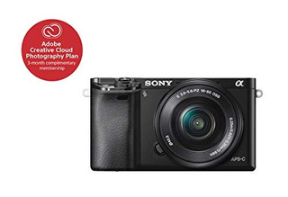 Cámara Réflex Digital Sin Espejo Sony Alpha A6