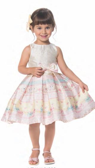 Vestido Unicórnio Petit Cherie Festa Infantil 11.11.31208
