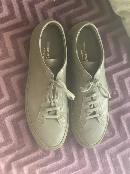 Common Projects Sneakers - Talla 43uk - 7.5mx \verde Militar