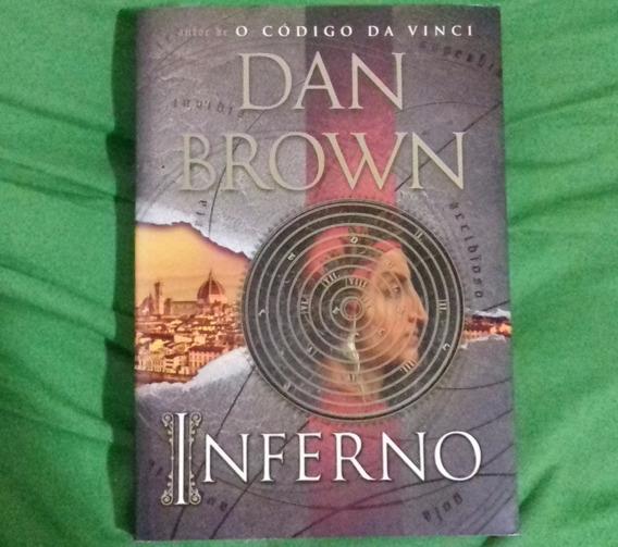 Livro - Inferno - Robert Langdon - Dan Brown