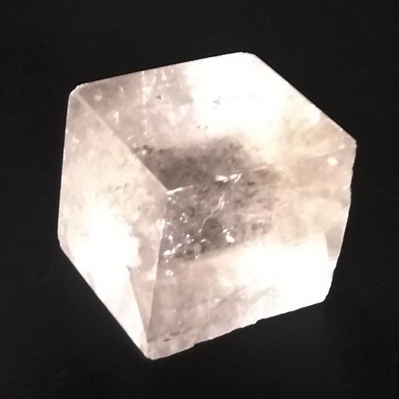 Calcita Ótica 5cm 241g Pedra Mineral Natural De Qualidade