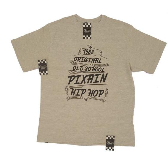 Camiseta Pixain Hip Hop Xxl Várias Estampas Crazzy Store