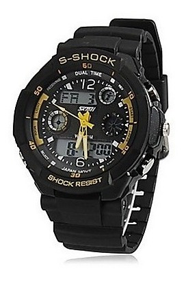 Relógio Masculino S-shock
