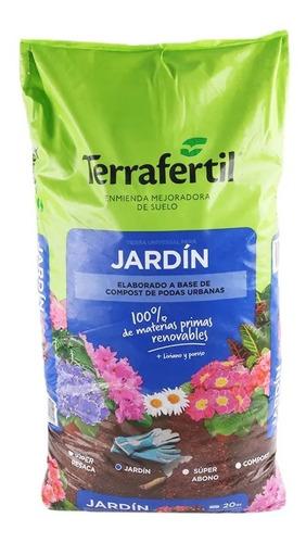 Tierra Jardín 10l Terrafertil