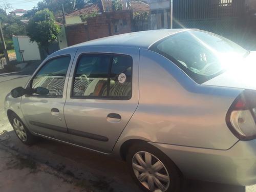 Renault Clio 2006 1.6 16v Expression Hi-flex 5p