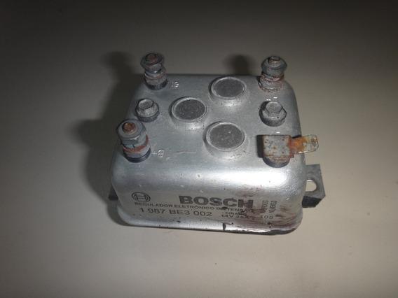 Regulador De Tensão Eletronico Bosch Original Fusca 12v