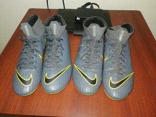 Zapatos De Fútbol Nike Mercurial 8 Y 8.5