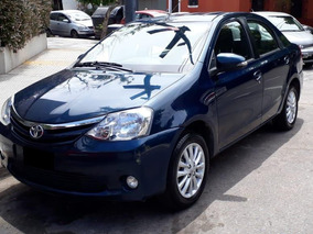 Toyota Etios 1.5 Sedan Xls Serv Oficiales