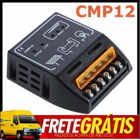 Controlador De Carga Solar Cmp12 20a 12v/24v 240w/480w