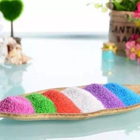 Areia Colorida Quartzo Nobre 1 Pacote De 950g