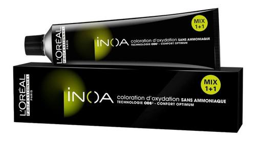 Tinta Inoa Loreal Professionnel 60 Gr N°5.60