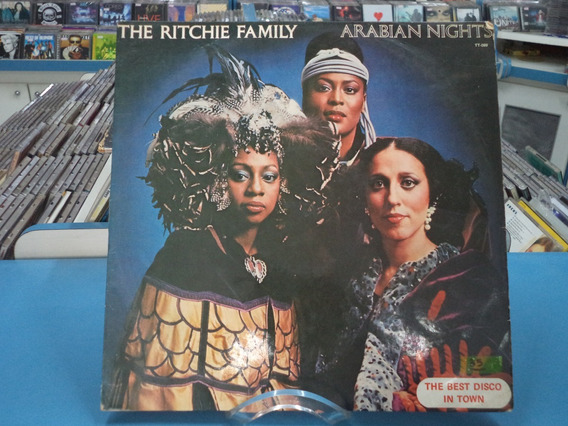 Lp/vinil The Ritchie Family Arabian Nights