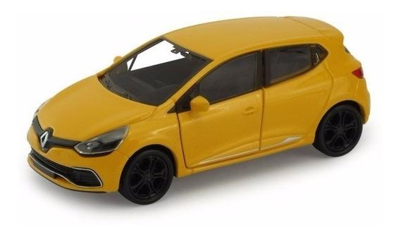 Auto Welly Renault Clio Rs Colección Escala 1:36