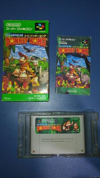 Super Donkey Kong Super Famicom -