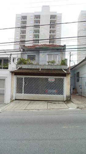 Casa Sobrado Para Venda, 5 Dormitório(s), 297.0m² - 3558