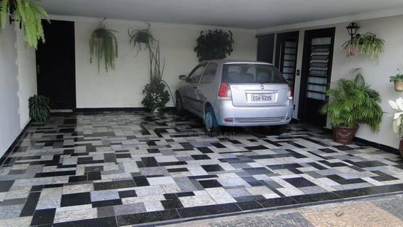 Casa Residencial/comercial 269 M² Por R$ 625.000 - Jardim Leonor - Campinas/sp - Ca0968