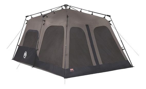 Carpa Coleman 8 Personas Impermeable De Camping Y Playa