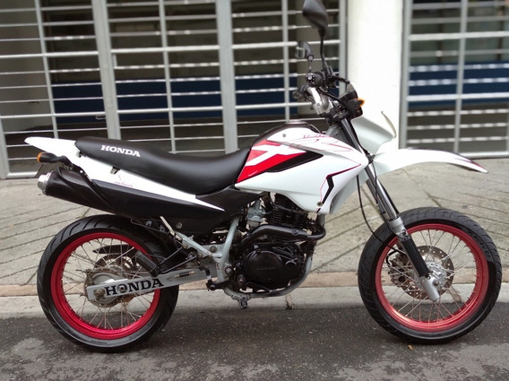 Moto Honda Xr 150 L, 2014, Barata, $3