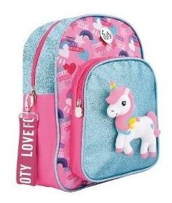 Mochila Footy Unicornio 12