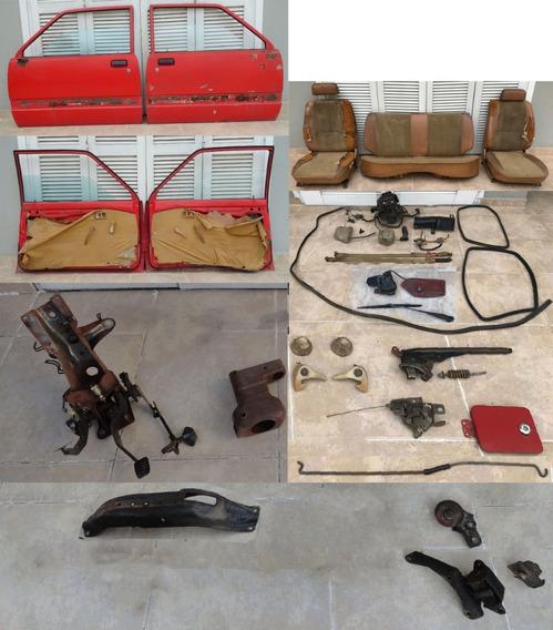 Permuto Daihatsu Cuore 3 Puertas Modelo 80 81 82 Olivos Zwt