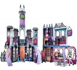 Escuela De Monster High Original De Mattel Entrega Inmediata