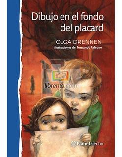 Dibujo En El Fondo Del Placard - Planeta Lector