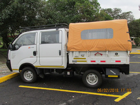 2011 Kia K2700 2.7ltr Turbo Diesel, 1.5t. 4x4, Ac, 125.000km