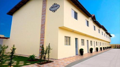 Imagem 1 de 10 de Sobrado De Condomínio Com 2 Dorms, Cibratel I, Itanhaém - R$ 196 Mil, Cod: 294 - V294