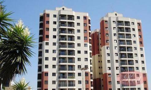 Apartamento - Cond. Pégasus - Centro - Suzano - Ap1430