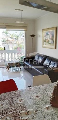 Imagem 1 de 15 de Apartamento 3 Dormitórios, 1 Suite ,2 Vagas Na Vila Mazzei - Cf32740