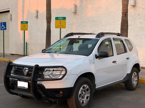 Renault Duster 2.0 Zen Mt 2018