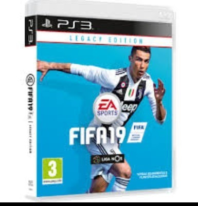 Fifa 2019 19 Ps3 Mídia Digital - Pen Drive
